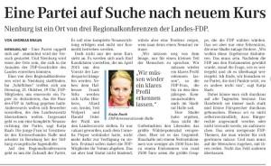 MZ, Bernburger Kurier vom 10.10.2014